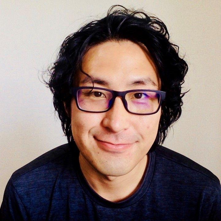 執筆者の中村裕介さんの写真